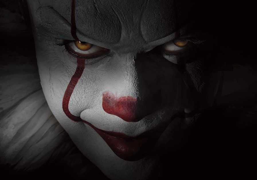 """""""It"""" Pennywise First Look"""